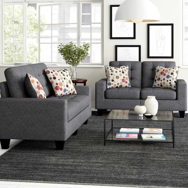 Amia 2 Piece Living Room Set In 2020 Living Room Sets 3 Piece Living Room Set 4 Piece Living Room Set #two #piece #living #room #sets