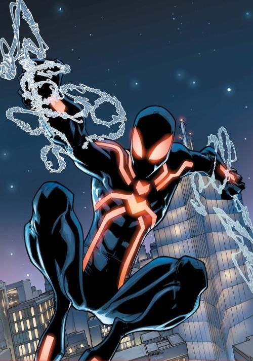 Big Time Spidey (ASM #650) by Humberto Ramos