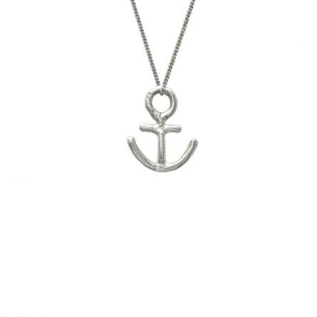 Fashion :: Jewellery :: Anchor Necklace 3D Small