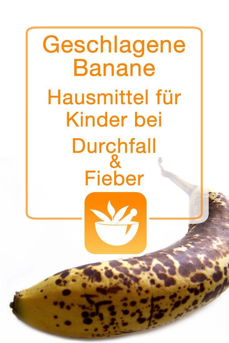 Geschlagene Banane