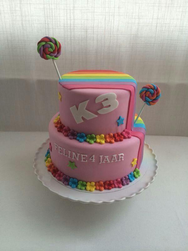 K3 / Demi's Cupcakes & Taarten