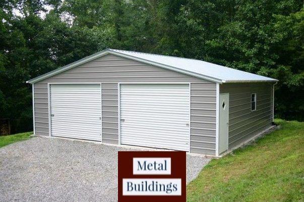 Vertical Metal Garage For Sale Buy Vertical Roof Steel Garages And Metal Buildings Old Metal Buildings Steel Buildings Metal Building Kits