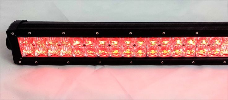 Check out our RGB LED light bar and it's unique abilities. This 20 inch RGB LED light bar has RGB chips inside, this let's you customize the color of the backlight in the 20 inch LED light bar. But that's not all! You control the color combinations, brightness and flash rate all from the available Bluetooth app! Now you can sit back and enjoy the control you have over this amazing RGB LED light bar.