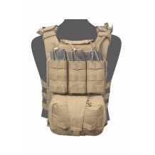 RAPTOR - Releasable Armour Protective Tactical Operator Rig The Raptor is the latest Rig From Warrior. This rig was developed with input from S.F. Units and is