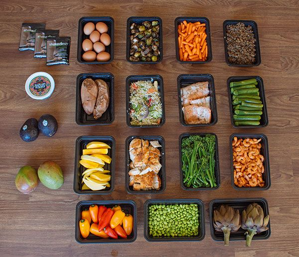 How to Meal Prep Without Getting Bored - Food Storage Containers