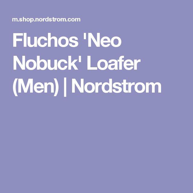 Fluchos 'Neo Nobuck' Loafer (Men) | Nordstrom