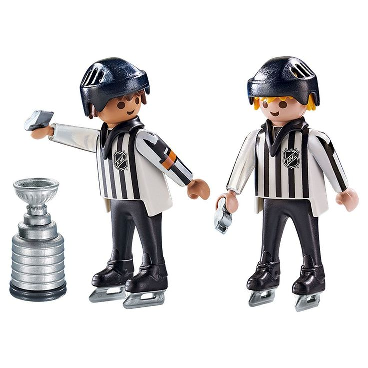 Playmobil NHL Referees - Stanley Cup -001,