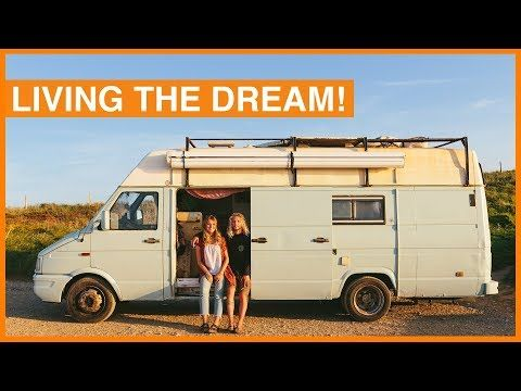 c769f63dfd They Have the Best Work-Life Balance - Iveco Daily Van Tour! - YouTube