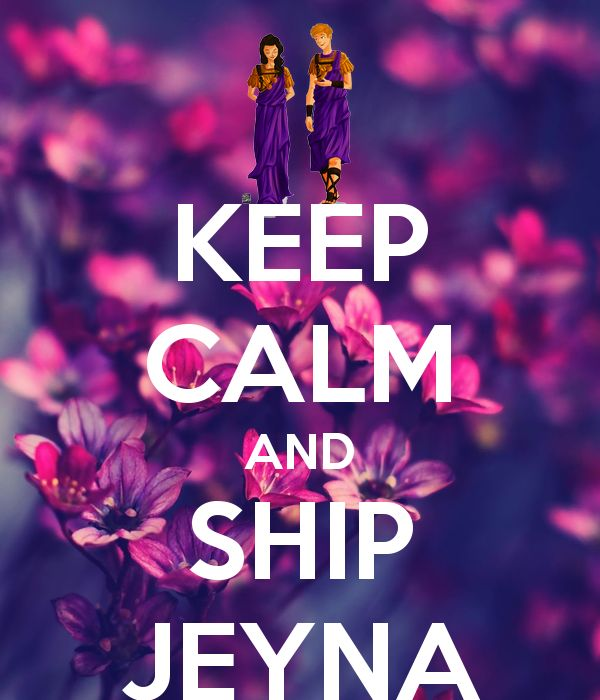 for the Jeyna shippers (I'm not one myself, but it's a fairly popular ship)