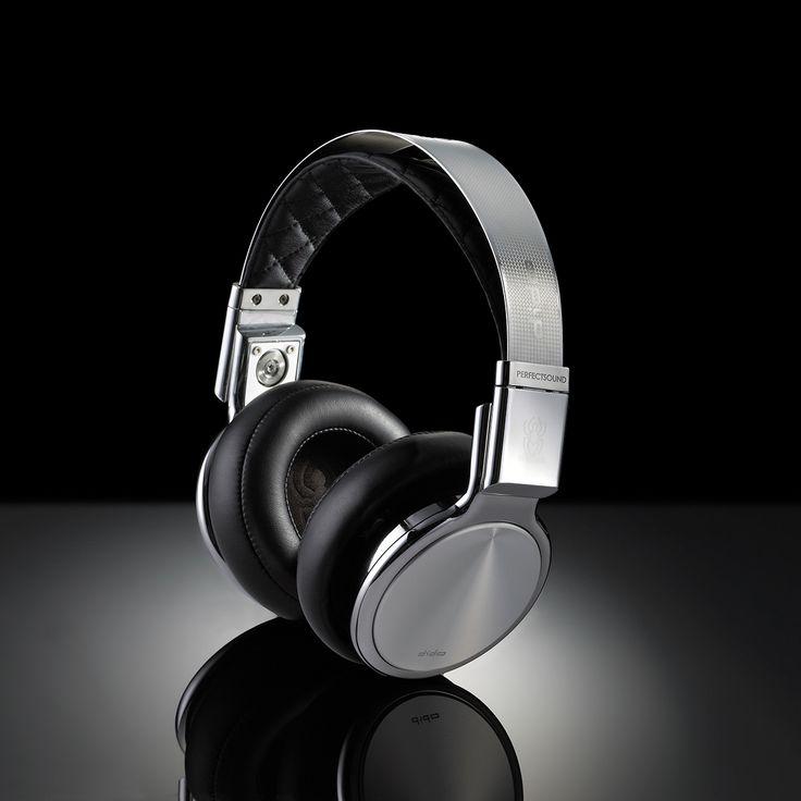 PerfectSound HighEnd Kopfhörer schwarz