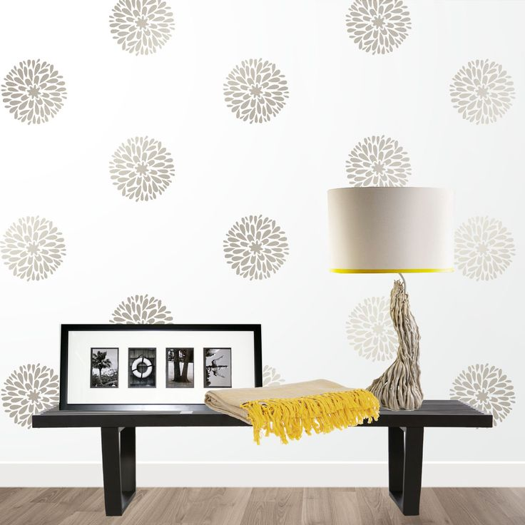 9 best vinilos efecto papel pintado images on pinterest bedroom hall and wall papers - Papel pintado vinilo ...