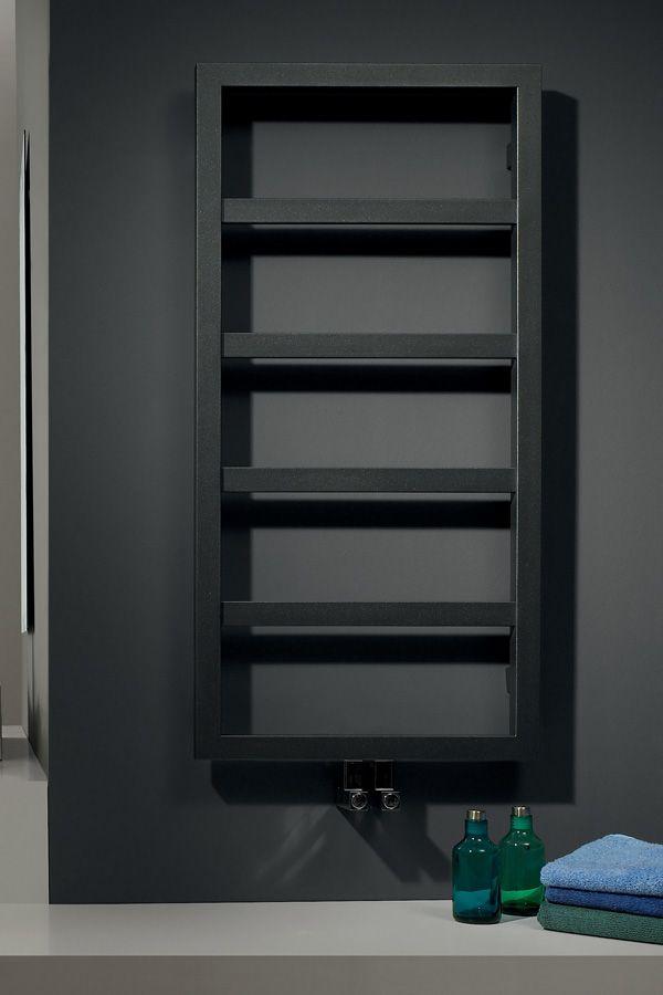 Boo design badkamerradiator - Product in beeld - - Startpagina voor badkamer ideeën | UW-badkamer.nl