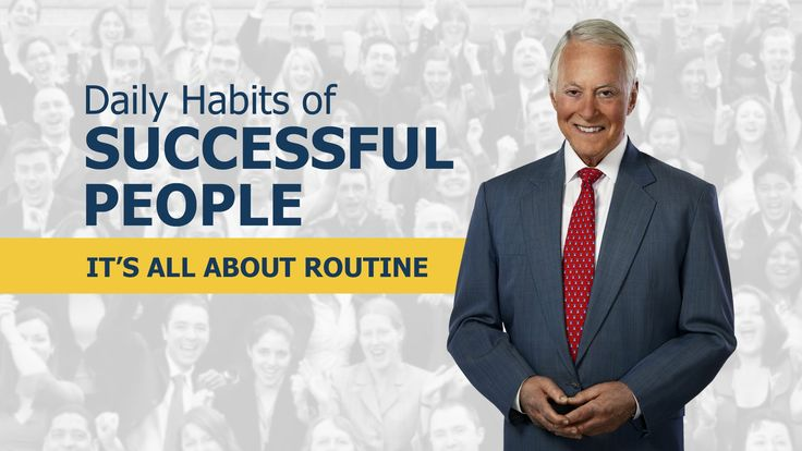 Plan for success every day with my FREE report, No Excuses! The Power of Self-Discipline: http://budurl.com/e2c8 The most successful people all have certain ...