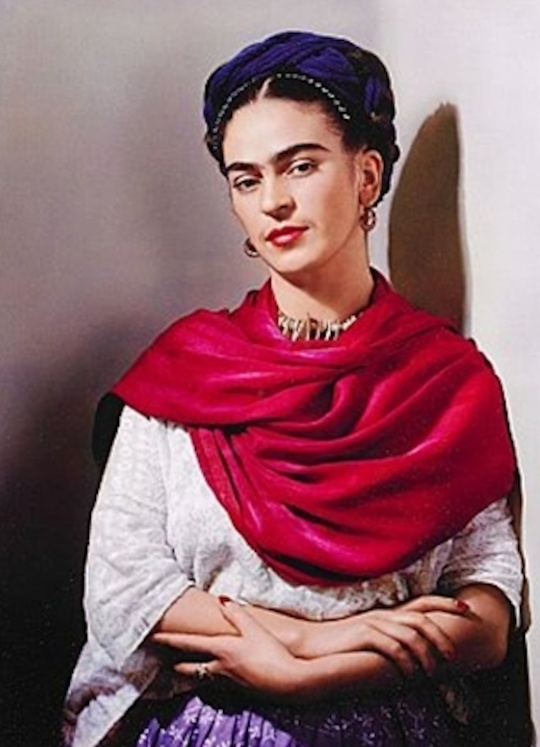 """""""Nothing is worth more than laughter. It is strength to laugh and to abandon oneself, to be light. Tragedy is the most ridiculous thing."""" - Frida kahlo: Diego Rivera, Frieda Kahlo, Mexicans Painters, Fridakhalo, Fridakahlo, Nicko Muray, Frida Khalo, Frida Kalo, Frida Kahlo"""