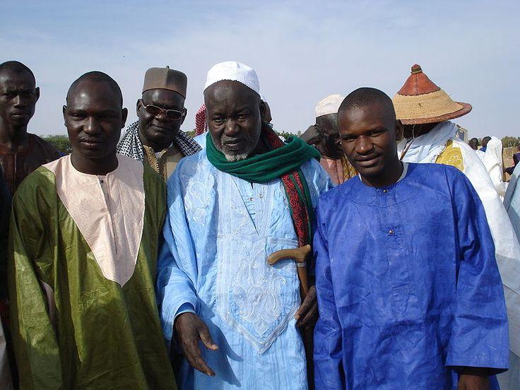 Hommes Sénégalais.