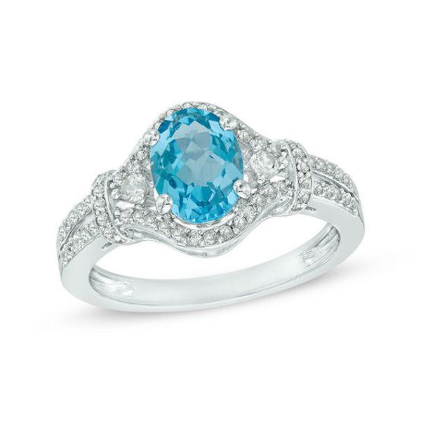 Ruby Green Emerald Tanzanite Blue Sapphire .925 Sterling Silver Ring Sz 5-9