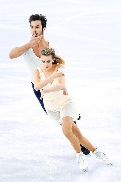 Gabriella Papadakis Photos: ISU Grand Prix of Figure Skating Final 2014/2015 - Day Three was an awesome performance