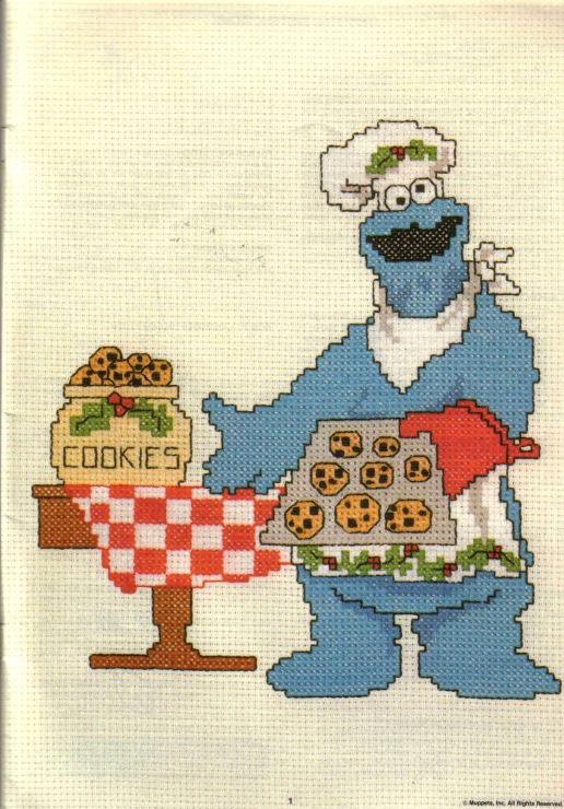 574 best crossstich part 6 images on pinterest cross for Cross stitch kitchen designs