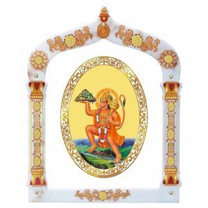 The God Hanuman woyal wall hanging from Diviniti in this hand painted beautiful outlook frame. These are a perfect option for the purpose of gifting on any auspicious occasion. Link: http://diviniti.co.in/en/jai-hanuman-statue