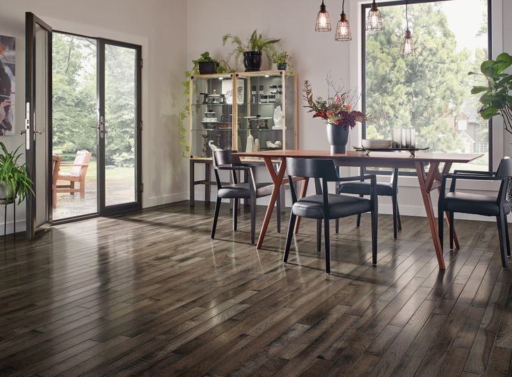 Mid Century Floors From Armstrong Flooring Midcentury Flooring Armstrong Prosourcewholesale Solid Hardwood Floors Hardwood Floors Solid Hardwood