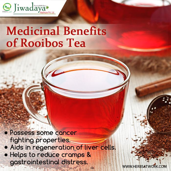 Image Result For Rooibos Tea Helps With Heart Health