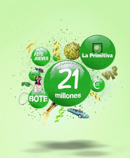 Primitiva, Bote, 21 Millones €, Jueves 14/11/2013