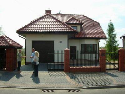 Projekt domu Przytulny