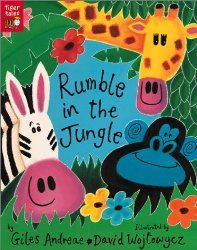 Rumble in the Jungle book & rhythms - Beth's Notes