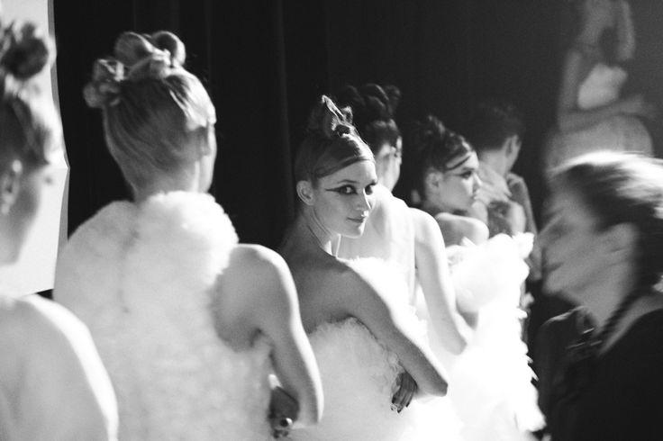 #MSFW #backstage Image by WeAreHobo Photography