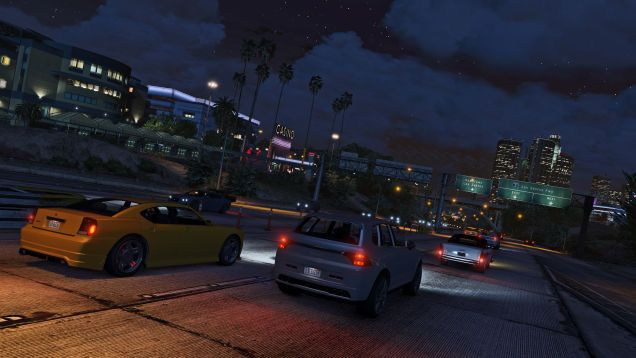There Are Several Promising PC Mods For GTA V Already