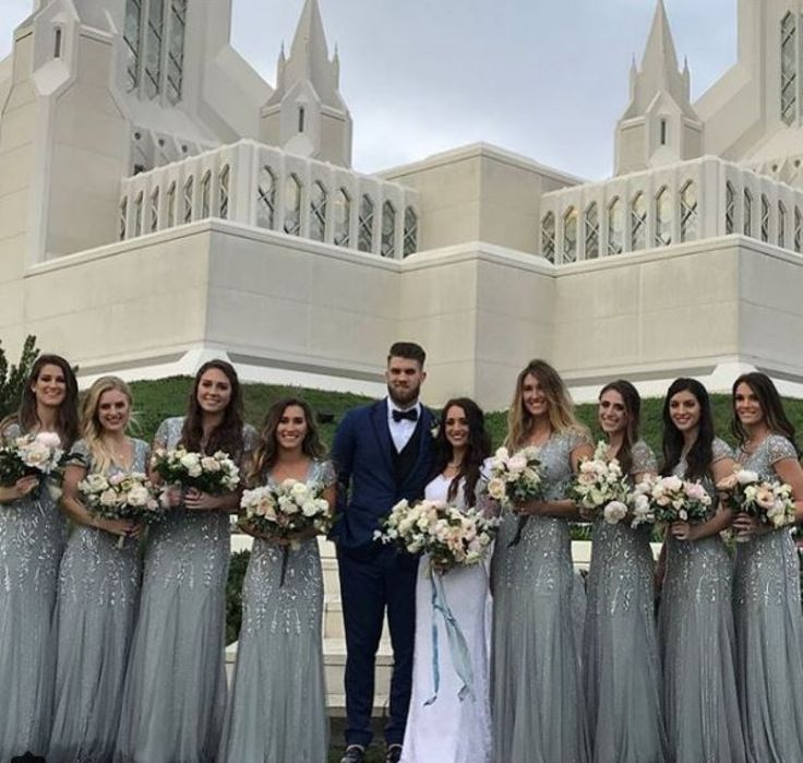 It's (finally) wedding weekend for Bryce Harper and Kayla Varner - The Washington Post