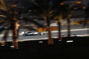 Bahrain Grand Prix 2014 – Qualifying