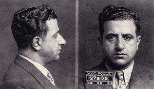 Mafia Mug Shots: Albert Anastasia