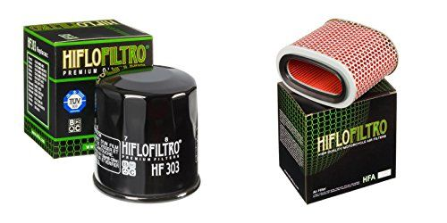 Oil and Air Filter Kit for HONDA VT1100 C,C2,C2-2,C3 Shadow 1100 95-98 HIFLO FILTRO:   liIncludes:/lili1 - Oil Filter/lili1 - Air Filter/liFits MOTORCYCLES HONDA VT1100 C,C2,C2-2,C3 Shadow 1100 95-98