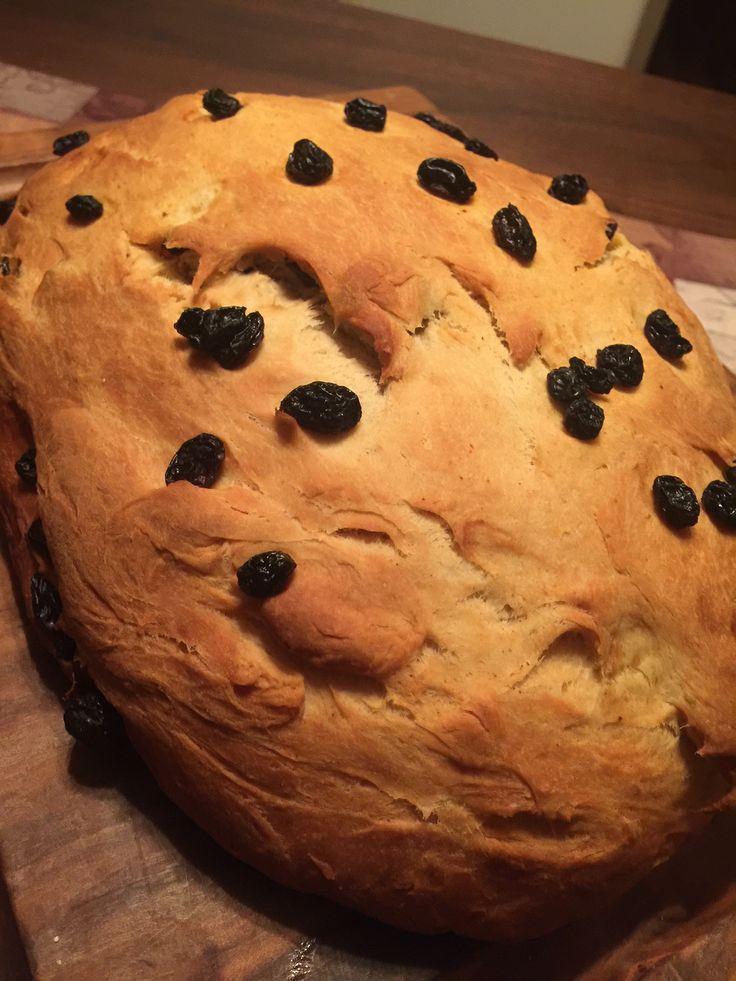 """I wanted to rush to the computer straight after I baked my veganized version of """"julebrød"""" yesterday (also called """"Julekake"""" meaning Christmas cake) because I simply couldn…"""