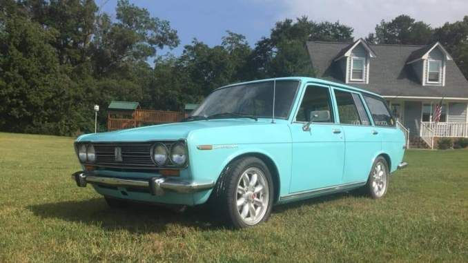 1969 Station Wagon L16 4 Speed In Clover Sc Station Wagon Wagon Station