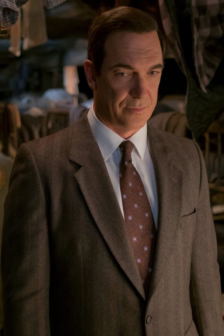 5 Secrets Patrick Warburton Revealed About A Series of Unfortunate Events