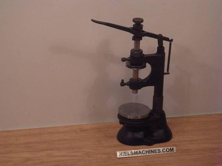 Sensitive Watchmaker Precision Drilling Machine 6mm
