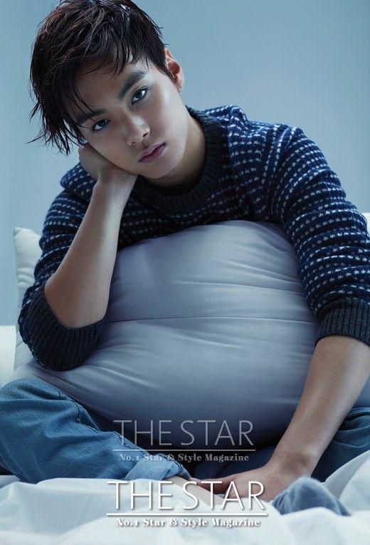 JR - The Star Magazine November Issue '13