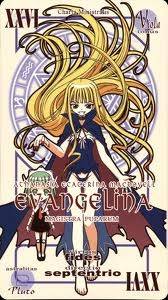 Evangeline A.K. McDowell. Sworn enemy of Negi's father. Trains Negi in the ways of magic.