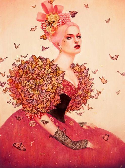 Papillonne-Sylvia Ji