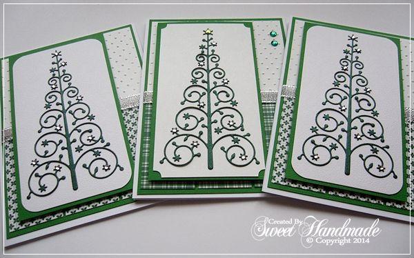 Memory Box - Christmas cards More pics at: http://sweetiehandmade.blogspot.ro