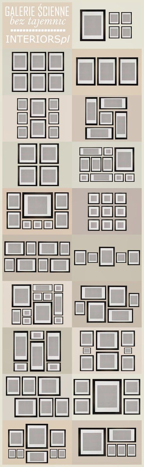 25 Best Ideas About Family Wall Photos On Pinterest Family Room Decorating Living Room Decorating Ideas And Picture Frame Decorating Ideas