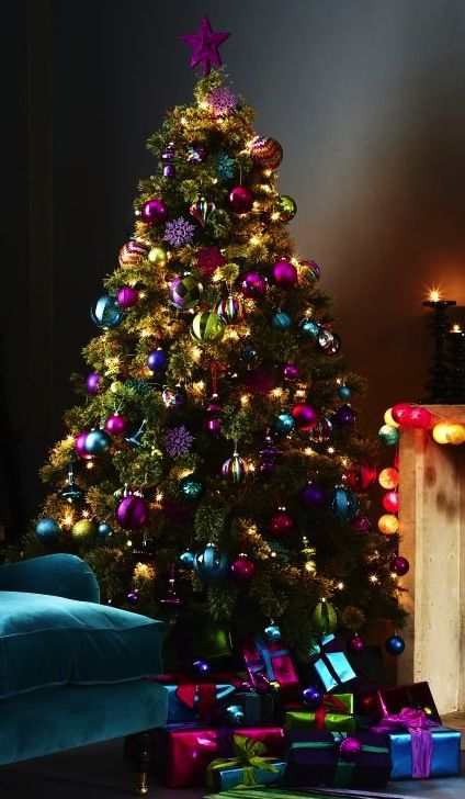 Why You Should Decorate With Copper This Year. Christmas Tree ...