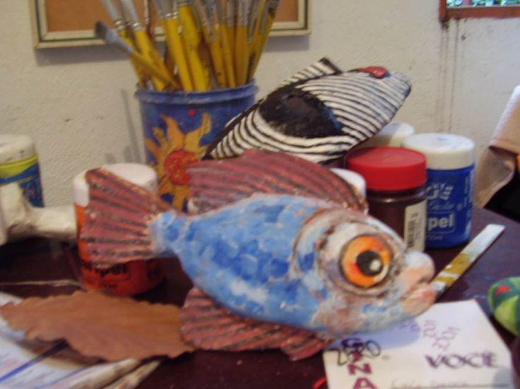 peixe papel II