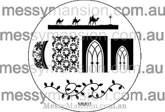 Image Plate MM01 $7.00