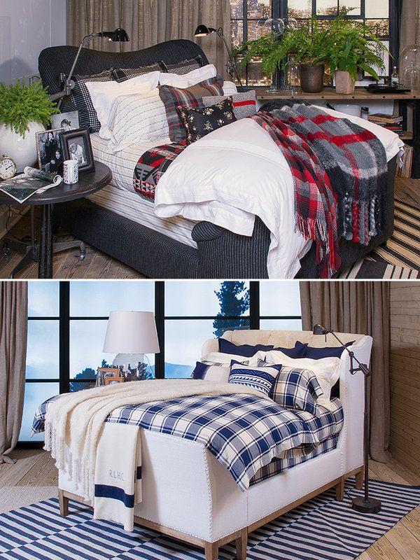 寝室をぐぐっとおしゃれにアップデート!「ラルフ ローレン ホーム」の最新コレクションを公開