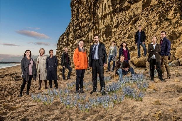 PHOTOS: New Broadchurch Series 2 Cast Photos