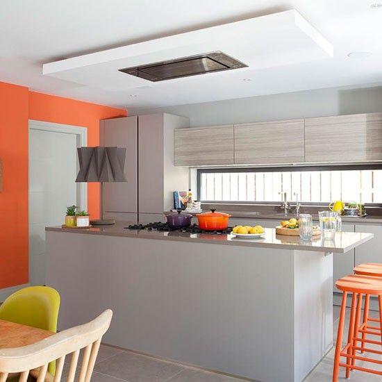 17 Best Ideas About Orange Kitchen Decor On Pinterest