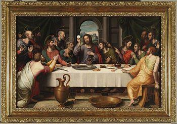 La Santa Cena Leonardo Da Vinci Buscar Con Google Con Imagenes